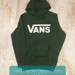 Vans-Hoodie-Classic-Green-€65-