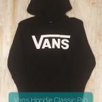 Vans-Hoodie-Classic-Pro-Black-€65-