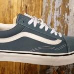 Vans old skool dusty blue, € 80,-