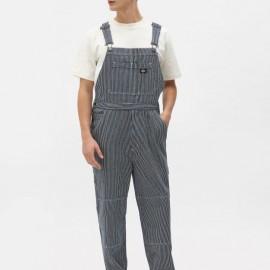 Dickies-BiB-Hickery-stripe-€95-. szie, S, M, L, XL