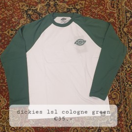 Dickies-L-Sl-cologne-green-€35- Last sizes!