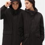 Dickies Olla fishtail Parka, black, €165 SALE €89,-size, L, XL