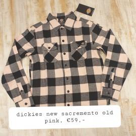 Dickies-ew-sacremento-opl-pink.-€59-. size XS, S, M, L