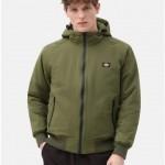 Dickies jacket New Sarpy olive €99,- €59,- SALE size XXL. Zwart XL, XXL