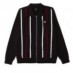 Obey slick zip polo last size S SALE  € 49,-