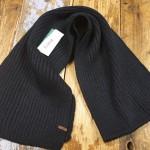 Barts sjaal black, €20,-