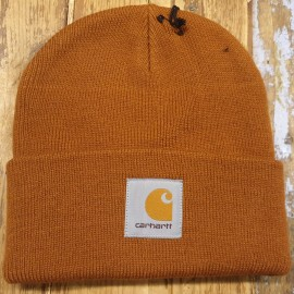 Carhartt-short-watch-hat-copper-€-19-