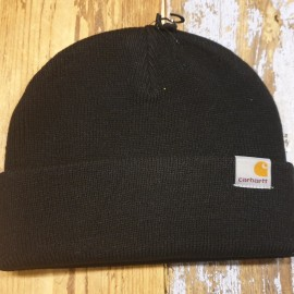 Carhartt-short-watch-hat-zwart-€-19