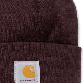 Carhartt-watch-hat-deep-wine.-€19