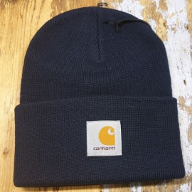 Carhartt-watch-hat-navy-€-19