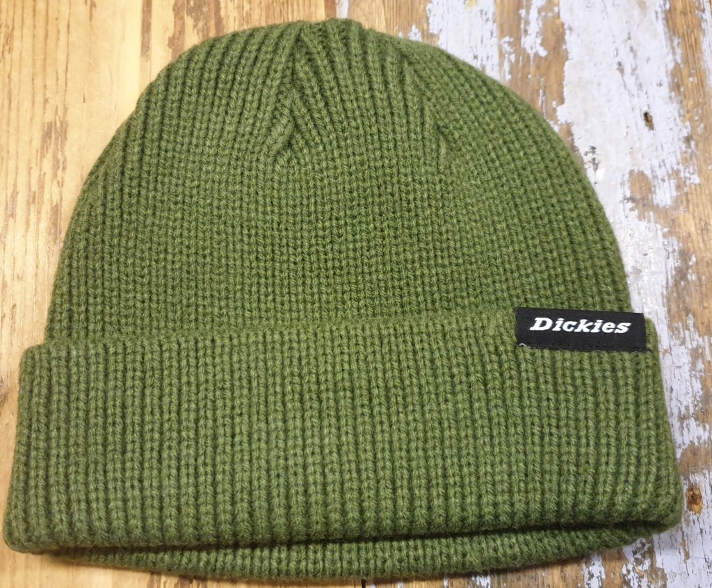 Dickies hat green € 20,-