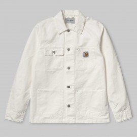 Carhartt Michigan Coat Off White €109,-