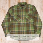 Brixton-Bowery-toffee-€75- S,M