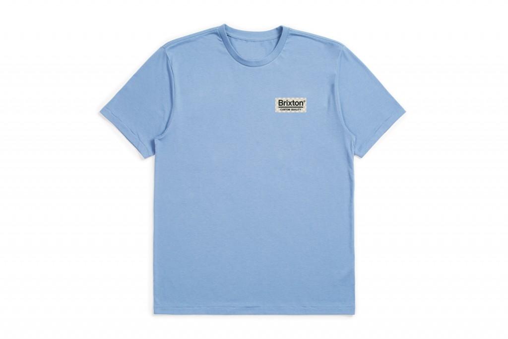 Brixton Tshirt €35,- SALE€19,- size M, L, XL