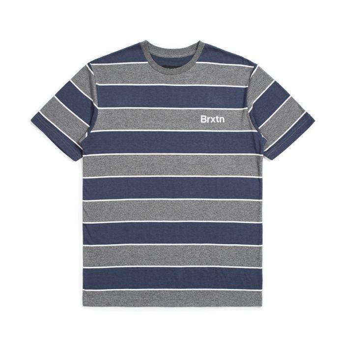 Brixton Tshirt €40,- SALE € €25,- size L, XL, XXL