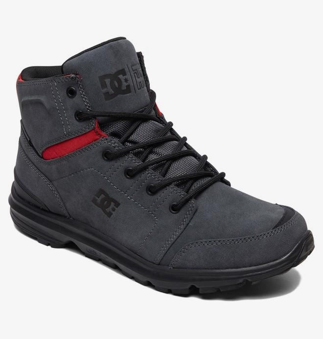 DC Torstein grey black red,  € 130 SALE €89,-size 41,  47