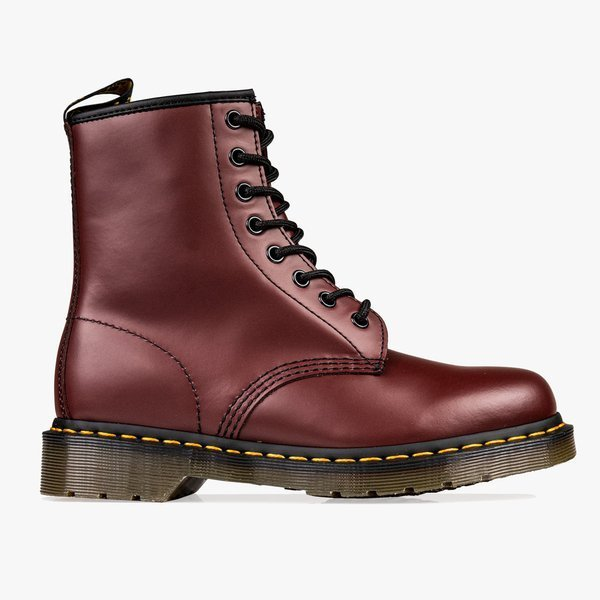 Dr. Martens 1460 cherry red smooth, € 185,- size 39, 40, 42, 43, 44, 45, 46