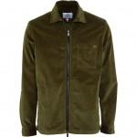 Kronstadt Hans corduroy overjacket green, 90, M, XL, XXL