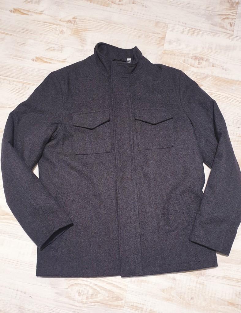 Kronstadt-wool-coat-149-SALE-€69 size M, L