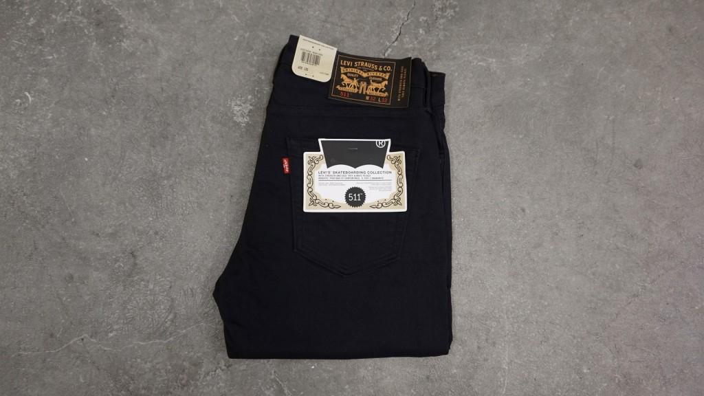 Levi's Skateboarding 511 Slim Fit Jeans €80,-
