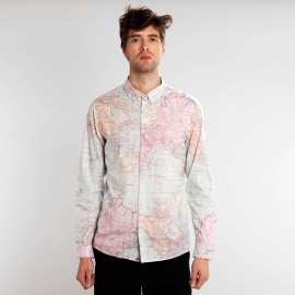 Dedicated short sleev shirt, map, € 79,-