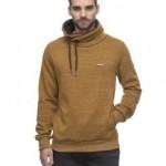 Ragwear-Hooker-Mustard €70,- SALE €49,- last size! XXL