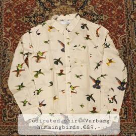 dedicated-org-shirt-hummingbirds-€89-
