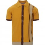 Madcap England Polo spruce yellow   €45,- szie S, M, L, XL