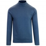 Madcap Turtleneck orrion blue €30,-S. M. L. XL., XXL