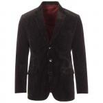 Madcap England Velvet strip jacket €130,-