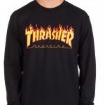Trhasher-Flame-Longsleeve €45,- M.L