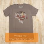 Worn Free T Cheech and Chong, €40,-